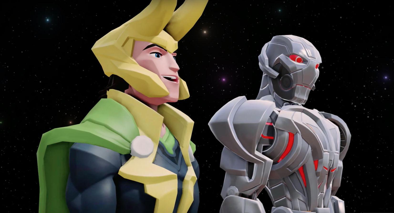 Disney Infinity 3.0 Marvel Battlegrounds Playset Trailer