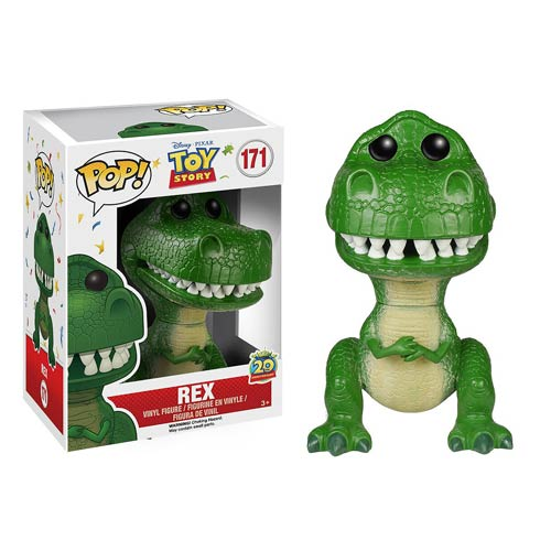 Toy Story 20th Anniversary Pop! Coming Soon