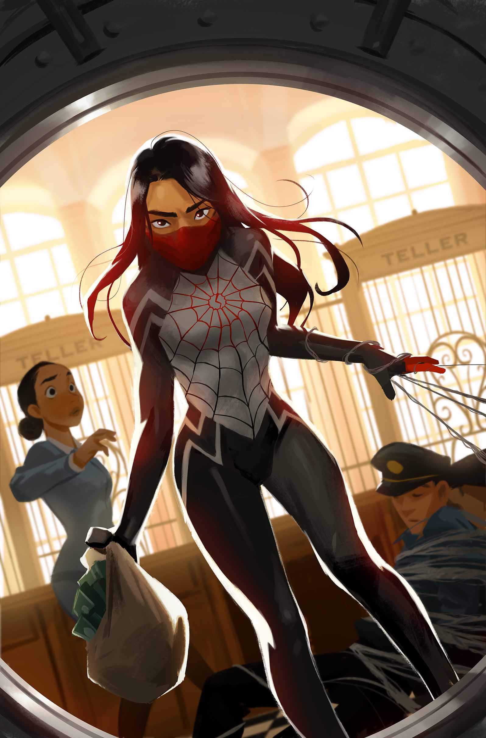 Back and Badder Than Ever – Your First Look at SILK #1!
