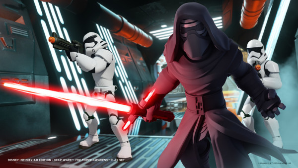 Official Disney Infinity Star Wars: The Force Awakens Announcement
