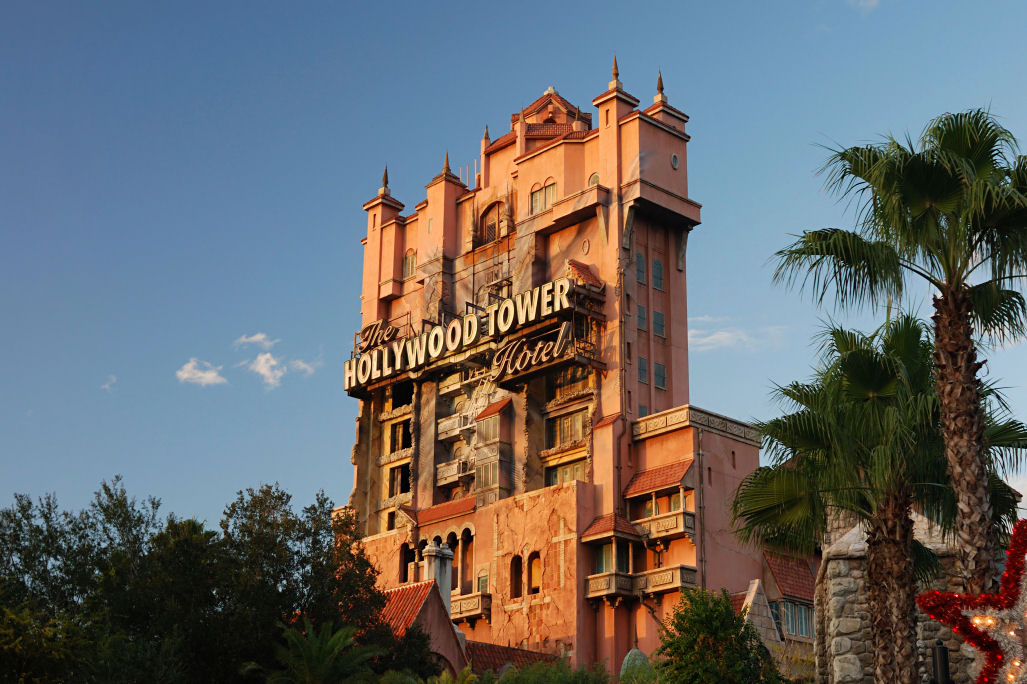 Disney Working On Tower Of Terror Live Action Movie