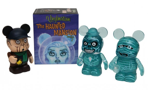 Haunted Mansion Vinylmation Series 2 Out Now
