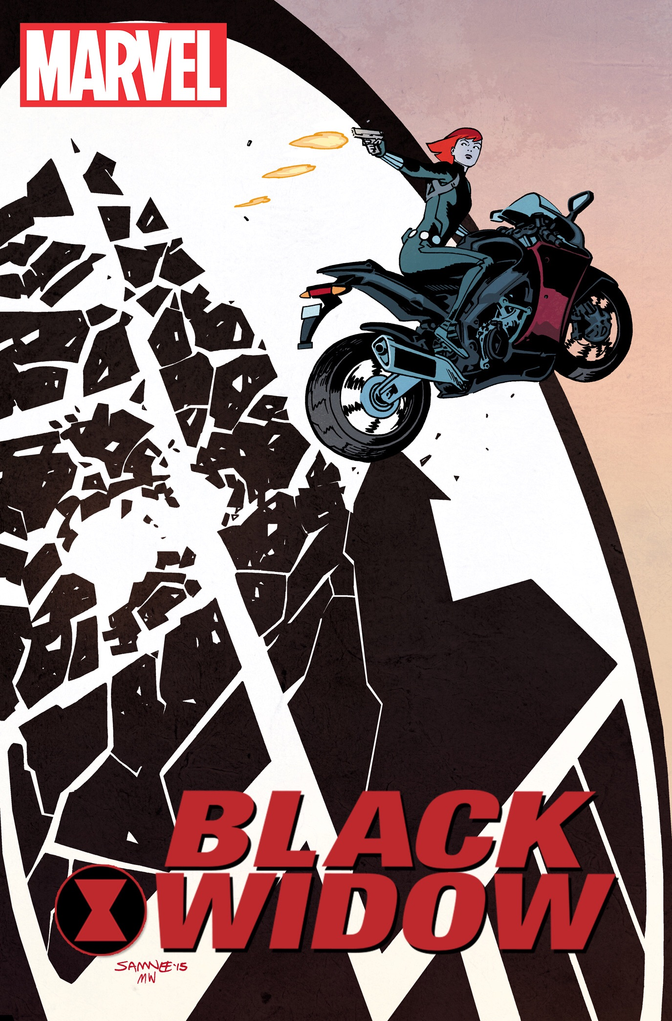 BLACK WIDOW #1 – From The Eisner Award Winning Team Behind DAREDEVIL!