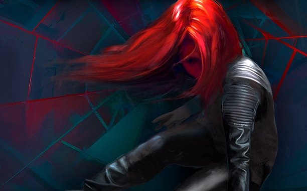 Marvel Black Widow: Forever Red Novel Out Now