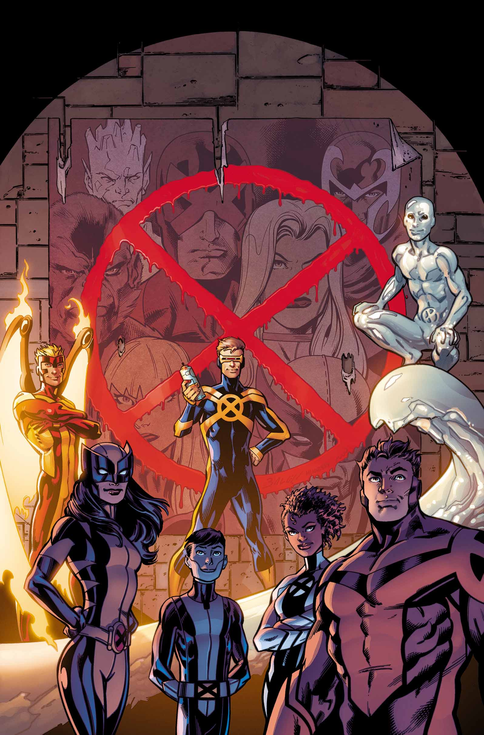 Back to Basics in Your New Look at ALL-NEW X-MEN #1!
