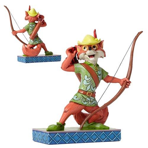 Robin Hood Jim Shore Disney Tradition Statues Coming Soon