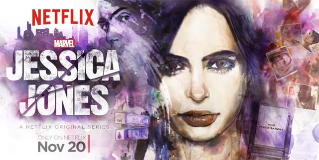 Netflix's Jessica Jones Trailer Released