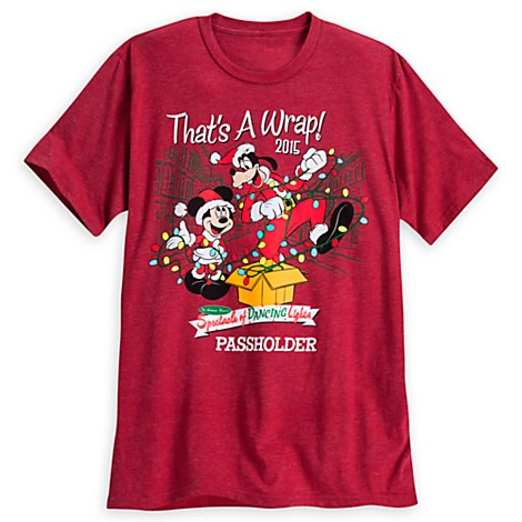 Limited Release The Osbourne Family Spectacle of Dancing Lights 2015 T-Shirt Out Now