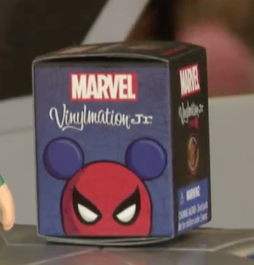 Spider Man Junior Vinylmation Series Coming Soon