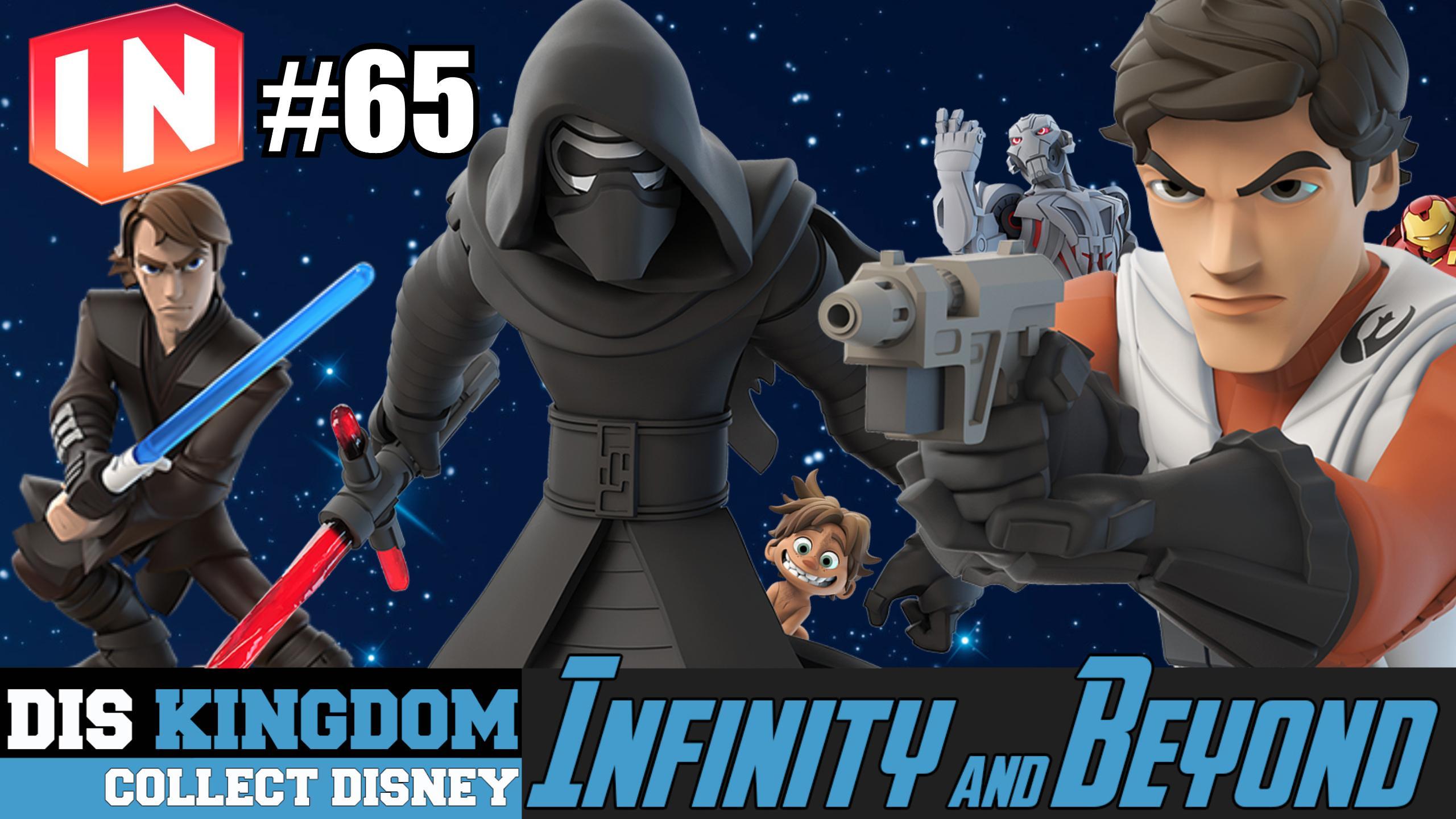 Disney Infinity 3.0 & Beyond #65 – Star Wars Light FX, PC & Much More