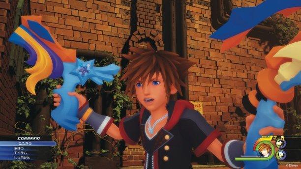 Kingdom Hearts 3 Developer Hints At Third Playable Character