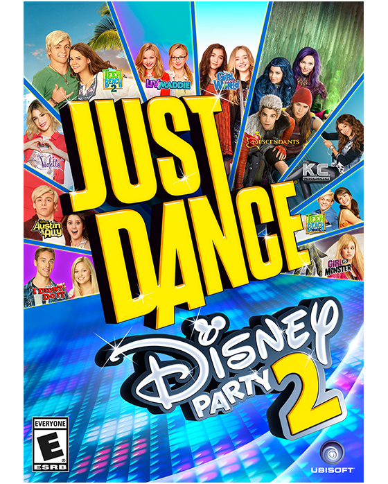 Just Dance: Disney Party 2 Out Now