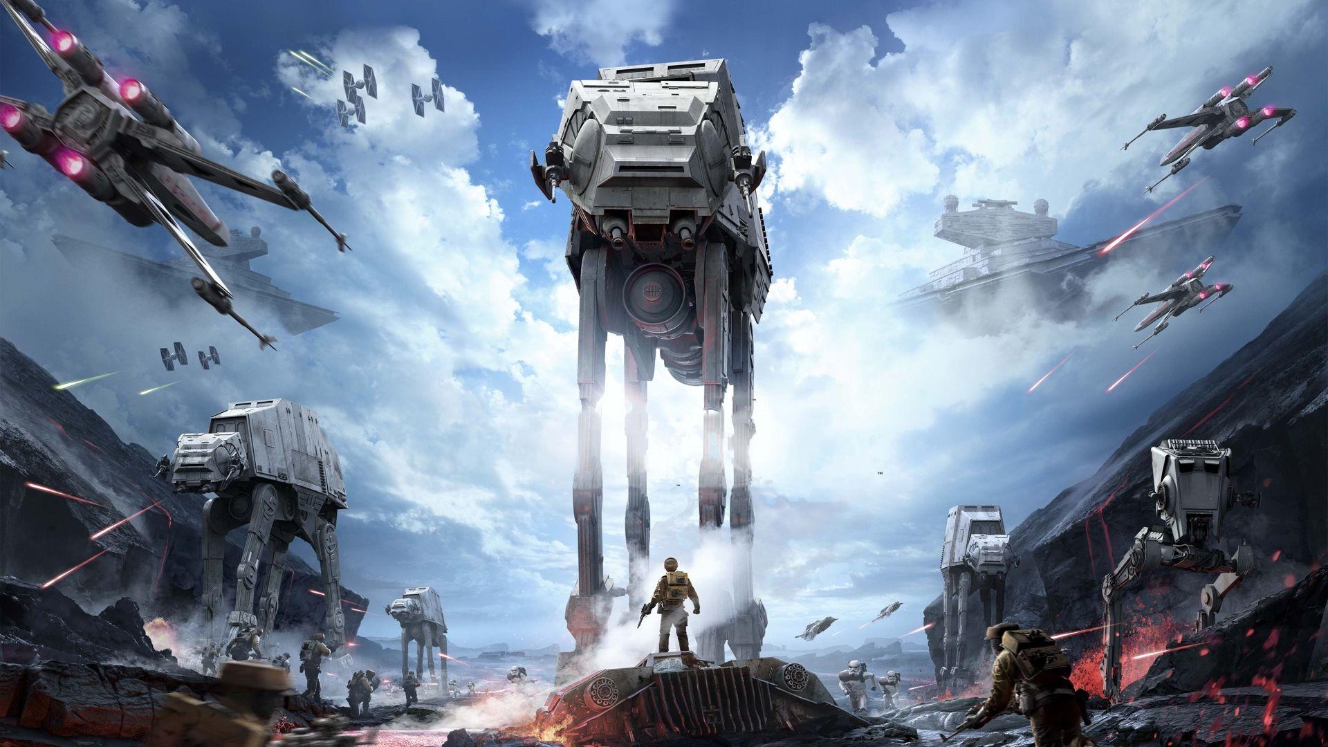 Details On Star Wars Battlefront Training Mode