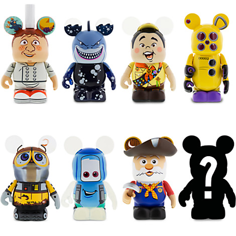 And The Pixar 3 Vinylmation Chaser Is Diskingdom Com