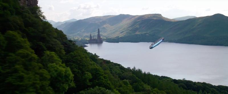 New Star Wars: The Force Awakens TV Spot Revealed