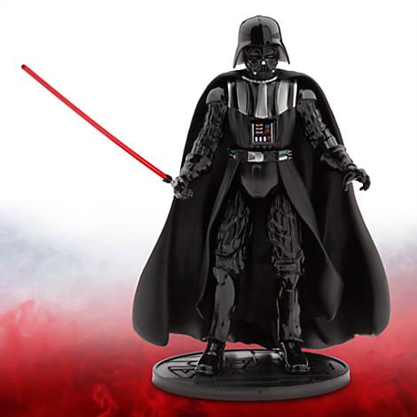 Darth Vader Elite Series Die Cast Action Figure Released Diskingdom Com Disney Marvel Star Wars Merchandise News
