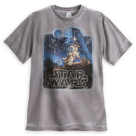 New Star Wars Clothing Merchandise Out Now