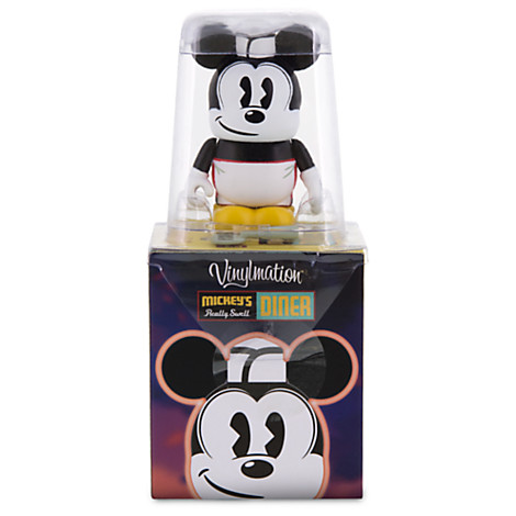 Mickey's Really Swell Diner Vinylmation Combo Topper Out Now