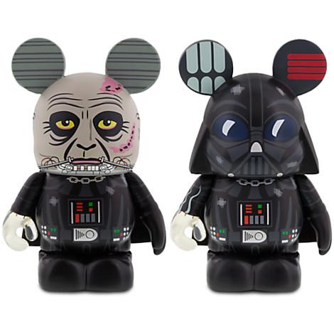 "Vinylmation Darth Vader Eachez 3"" Figure Out Now"