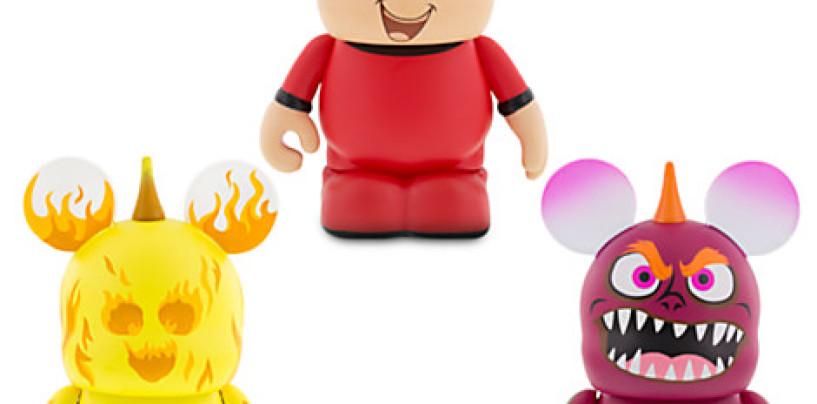 "Vinylmation Pixar Series 3 Jack Jack Eachez 3"" Figure Out Now"