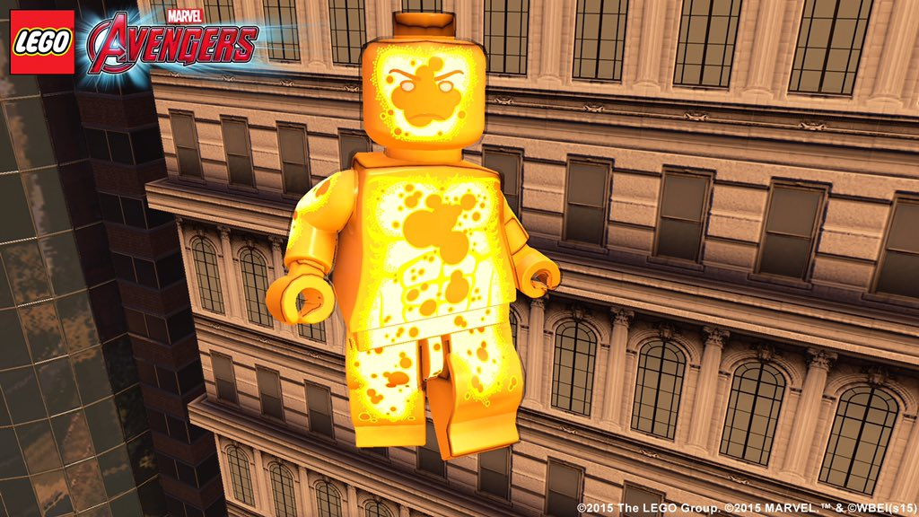 More LEGO Avengers Character Reveals