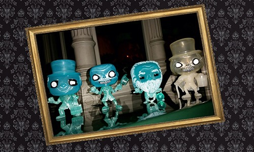 Haunted Mansion Pop Vinyls Coming Soon To Disney Parks
