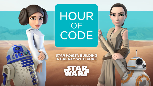 Disney, Star Wars and Code.org Launch New Coding Tutorial