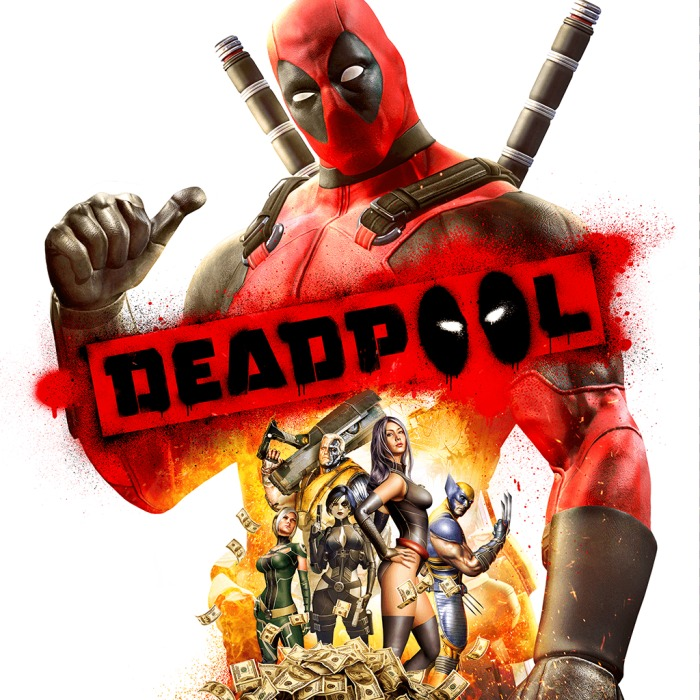 deadpool cover