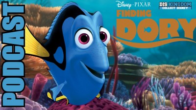 dk podcast finding dory reactions