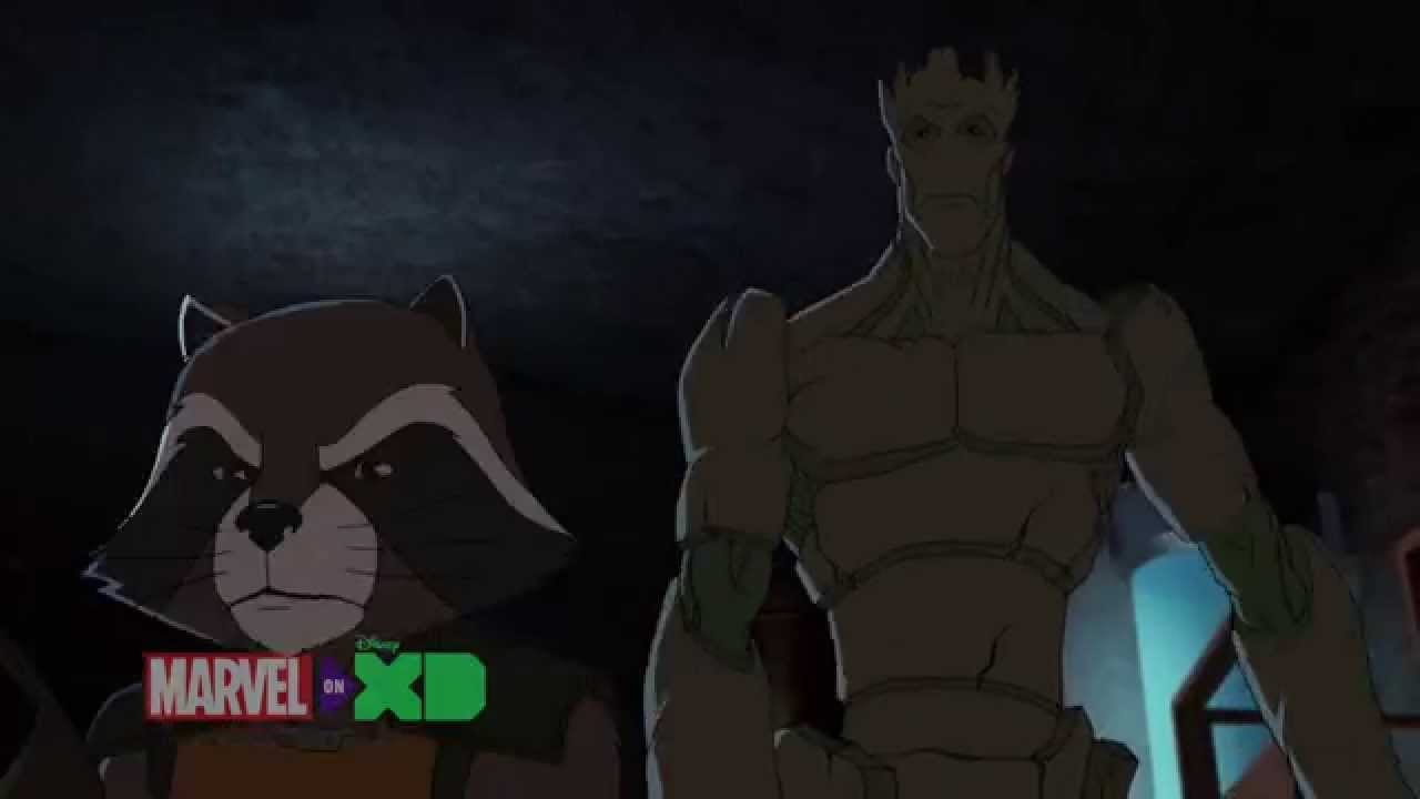 "Marvel's Guardians of the Galaxy – ""We Are Family"" – Clip"
