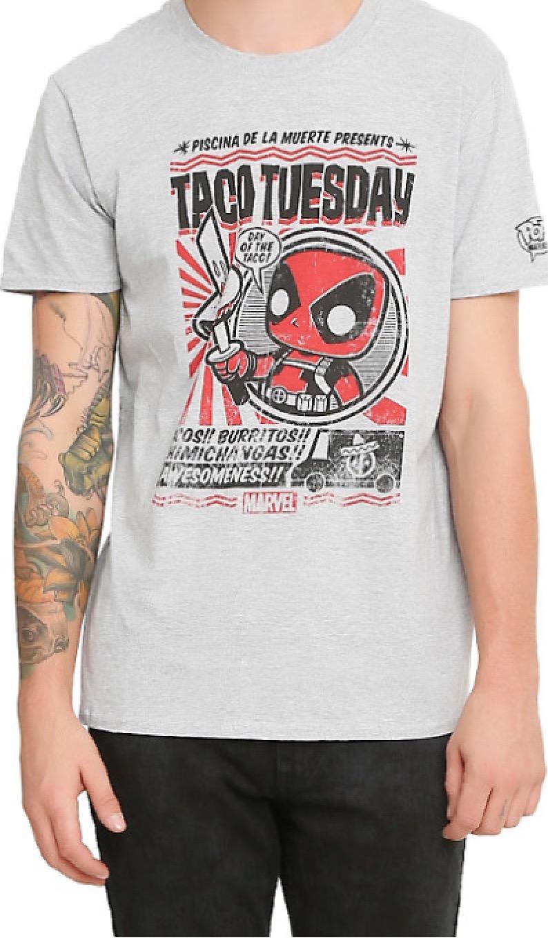 New Daredevil, Deadpool, Jessica Jones and Punisher Merchandise Coming Soon