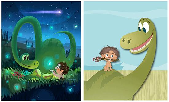 Closer Look At The Good Dinosaur Merchandise