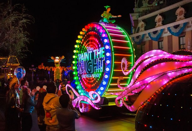 New 'Paint The Night' Parade Dining Packages Coming to Disneyland Park