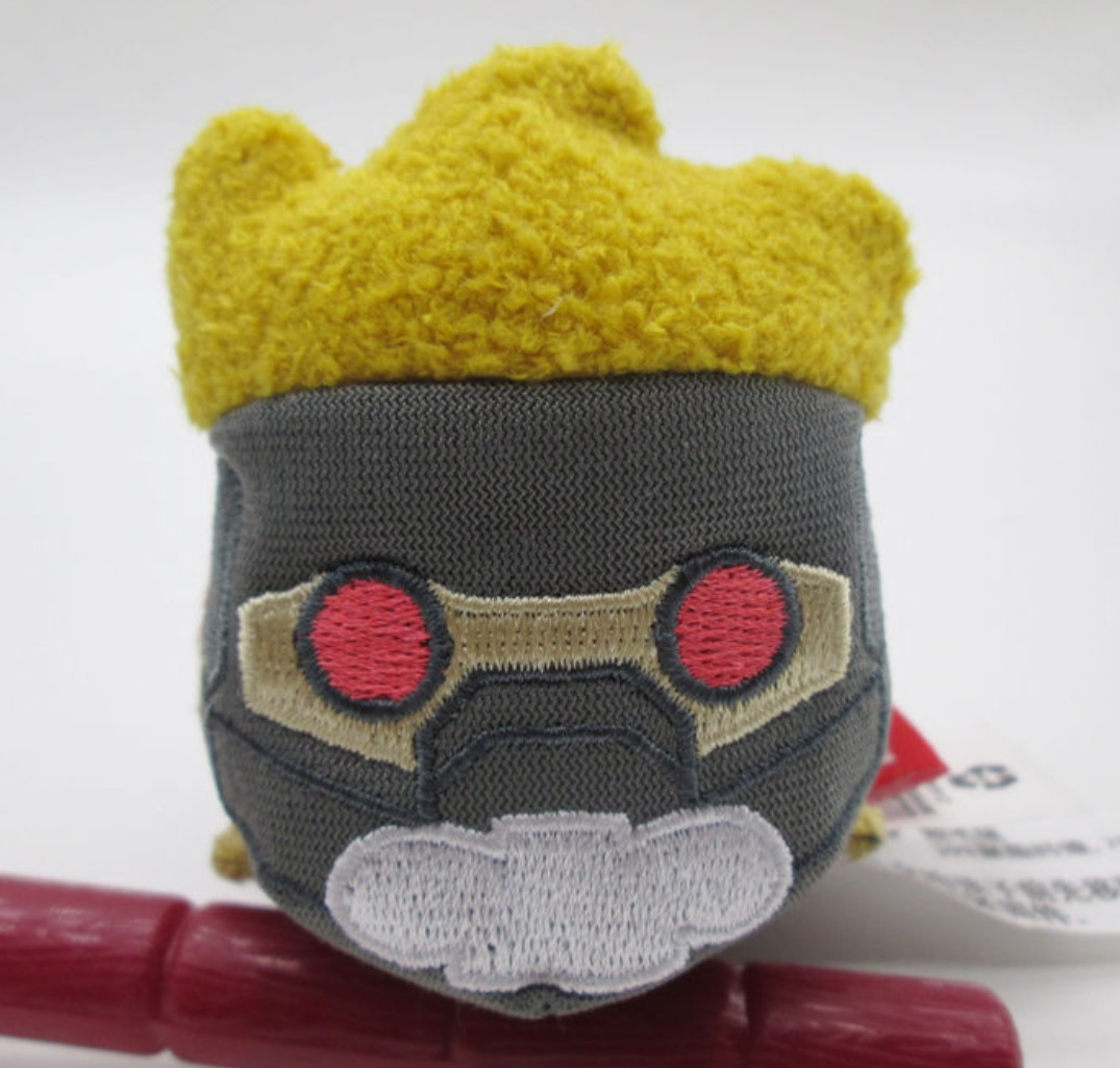 First Look At Guardian Of The Galaxy's Star-Lord Tsum Tsum