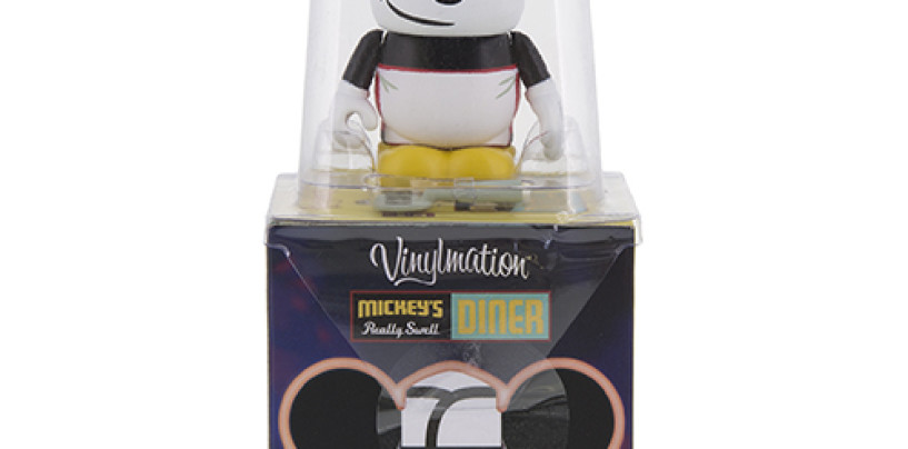 More Details On Mickey's Really Swell Diner Vinylmations