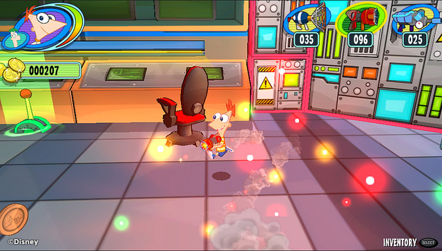 Phineas & Ferb: Day of Doofenshmirtz Out Now On PS Vita