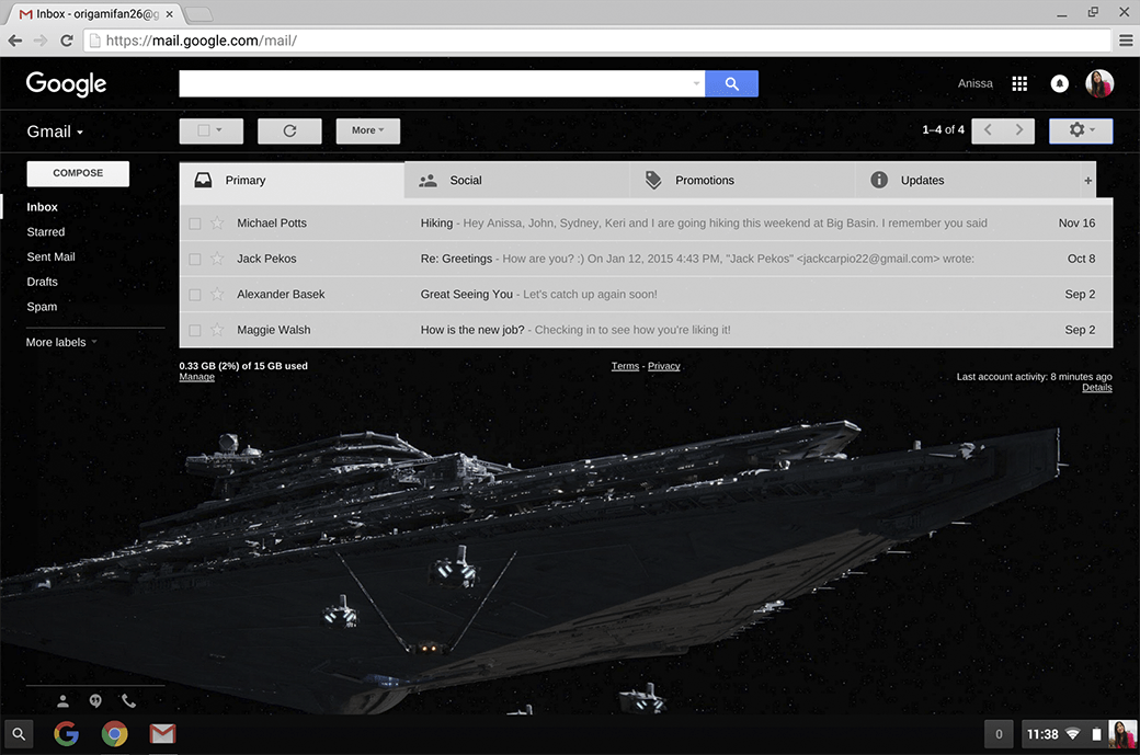 Google & Star Wars Launch Interactive Experiences