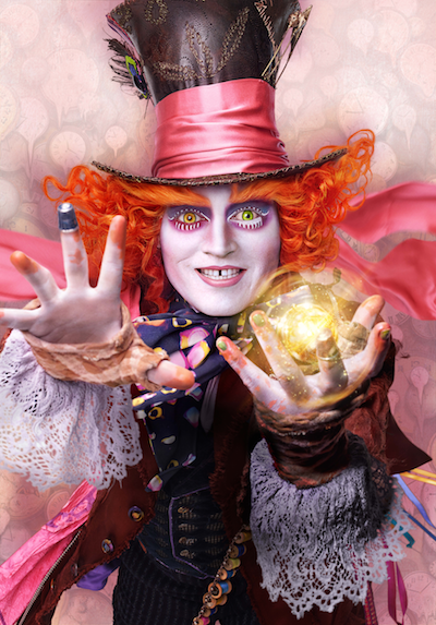 Alice Through The Looking Glass Portraits Released