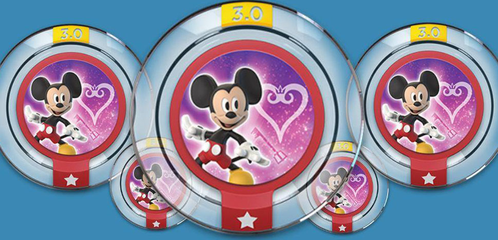 King Mickey Power Disc Giveaway!!!