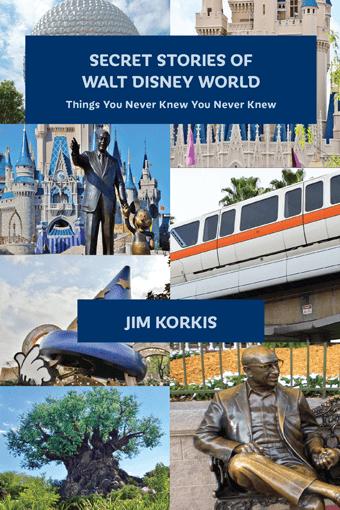 Secret Stories of Walt Disney World Out Now