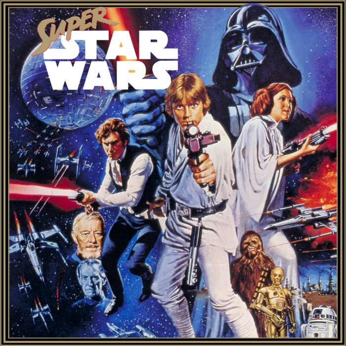 Super Star Wars Out Now On PS4 & PS Vita