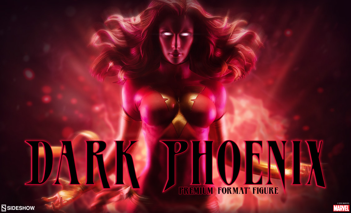 Dark Phoenix Jean Grey Premium Format Figure Coming Soon From Sideshow