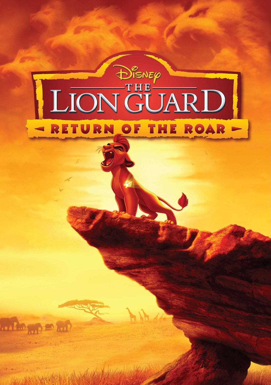 The Lion Guard: Return Of The Roar Coming Soon To DVD