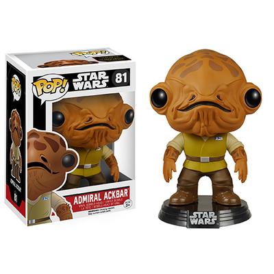 Star Wars: The Force Awakens Pop! Series 2 Glam Shots