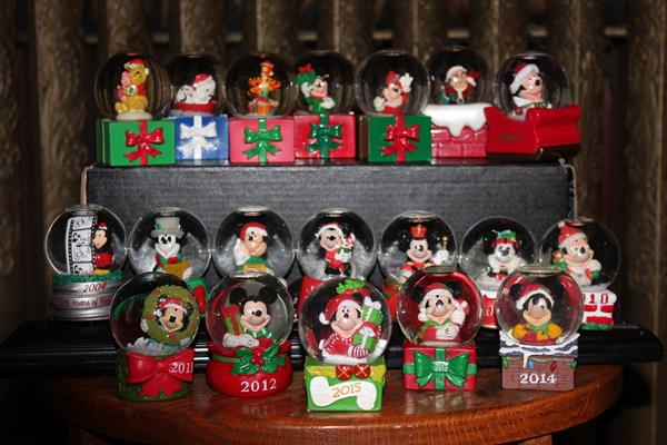Holiday Collection Highlight: JC Penney Disney Black Friday Snowglobes