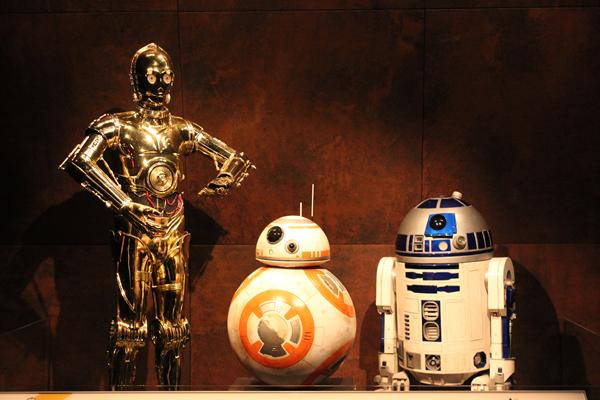Star Wars and the Power of Costume- NYC Walkthrough