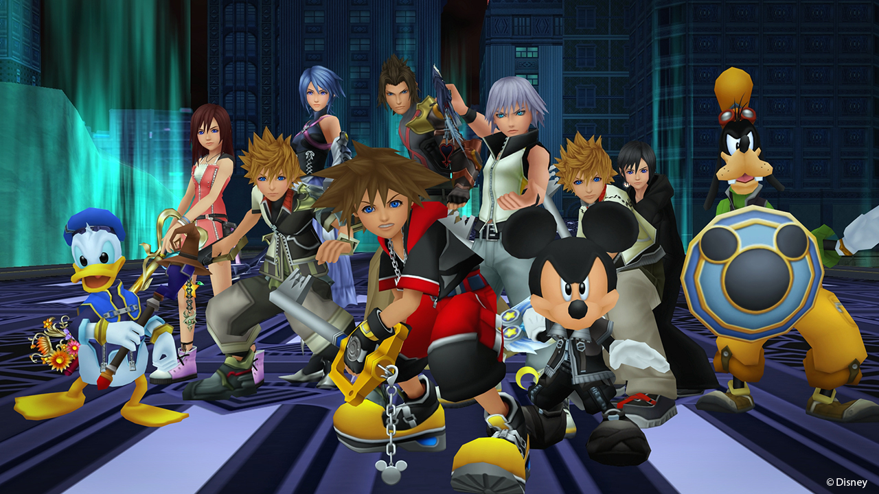 More Details On Kingdom Hearts HD 2.8 Final Chapter Prologue