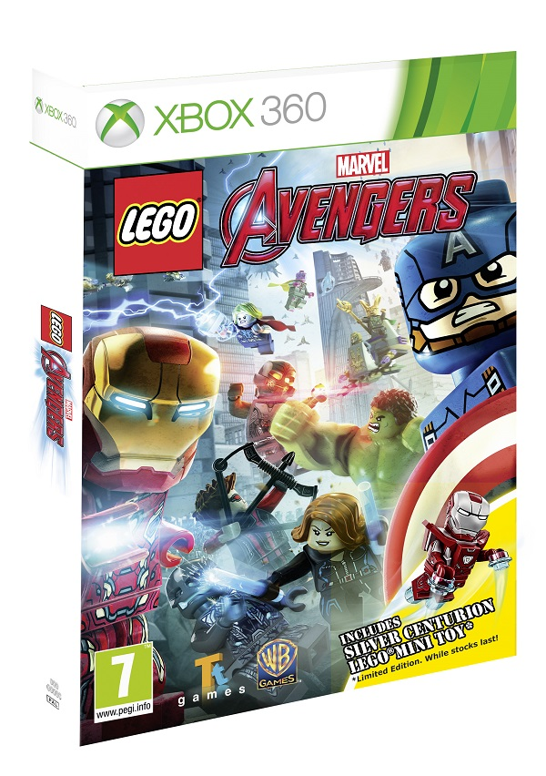 LEGO Avengers Xbox Achievements Revealed | | DisKingdom com | Disney