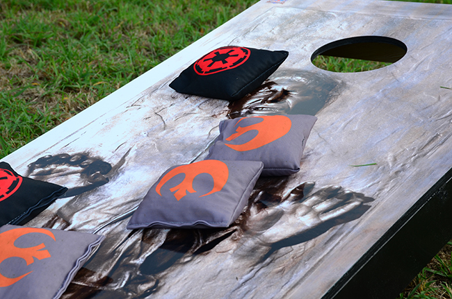 Victory Tailgate Star Wars Corn Hole Set Review Diskingdom Com