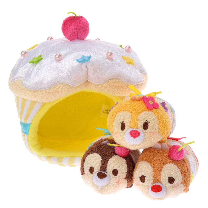Cupcake Tsum Tsum Collection Coming Soon